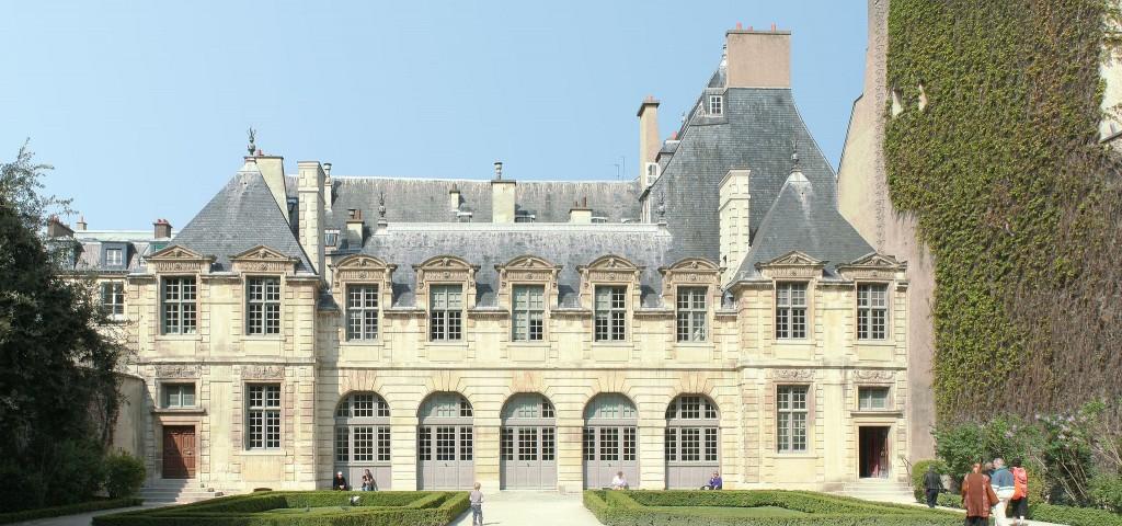 Hôtel de Sully │© Coyau