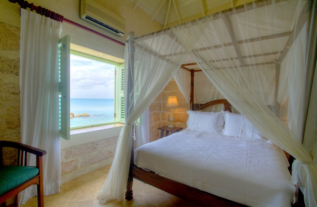 Fort Suite | Courtesy of Little Good Harbour, Barbados