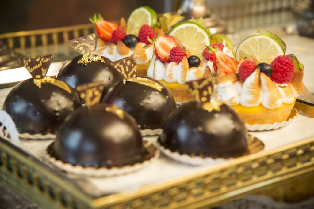 The dainty delectable desserts of Demel | © DEMEL / DEMEL