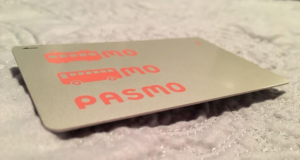 Pasmo card | © Alicia Joy