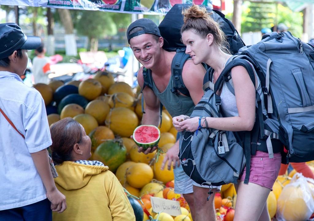 Enjoy the atmosphere - and the fresh produce - at one of Ho Chi Minh City's many markets | © Mio Tran / Pixabay