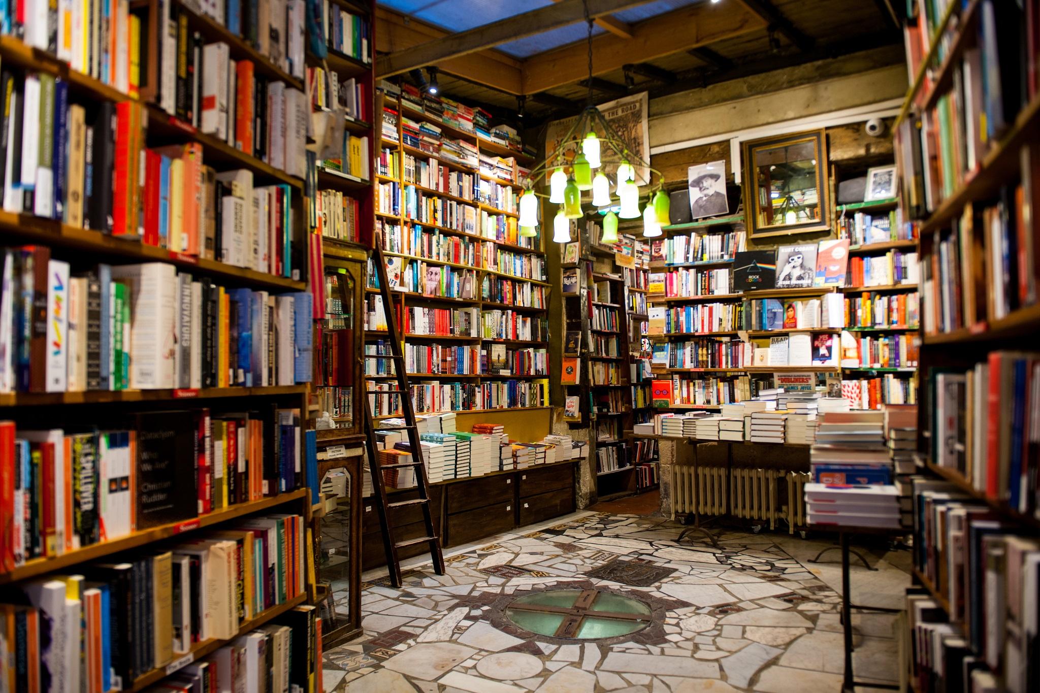 The Book Bar Cafe Berkeley