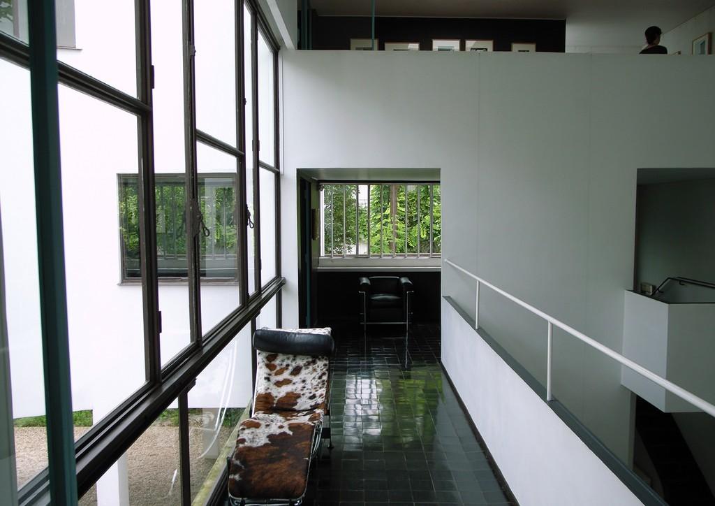 Interiors at Villa La Roche │© Steve Cadman / Flickr