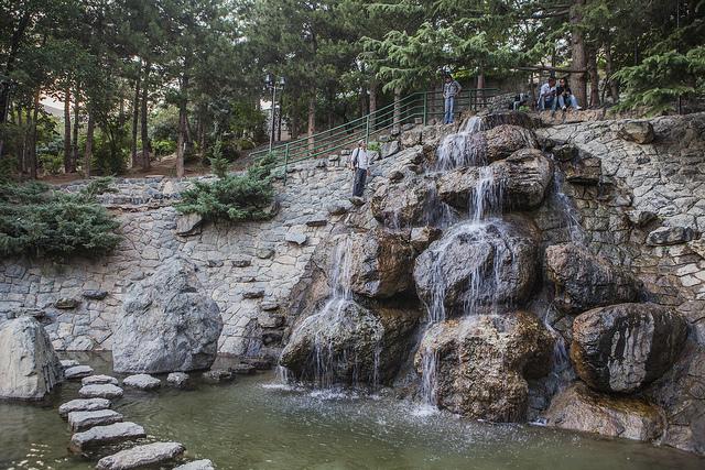 Jamshidieh Park: a hiking hotspot | © Ninara / Flickr