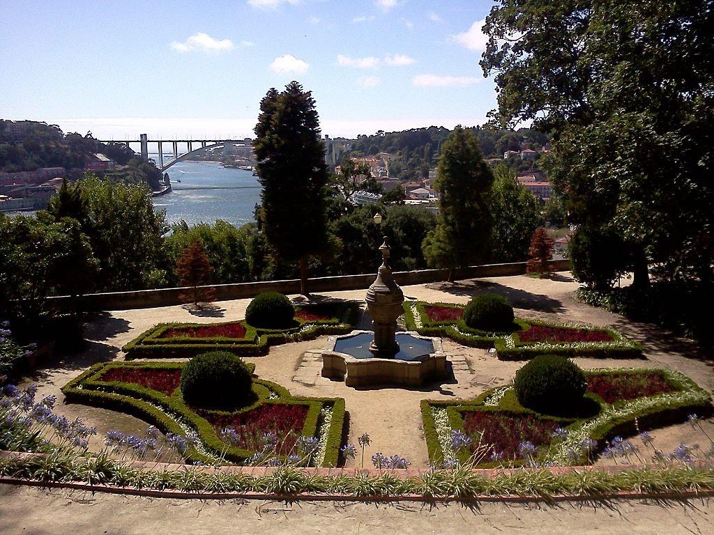 Jardins do Palácio de Cristal © Beria Lima / Wikimedia Commons