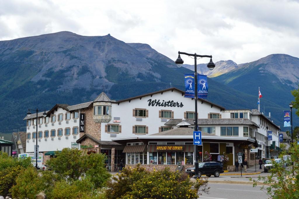 Jasper's town centre © Hayley Simpson