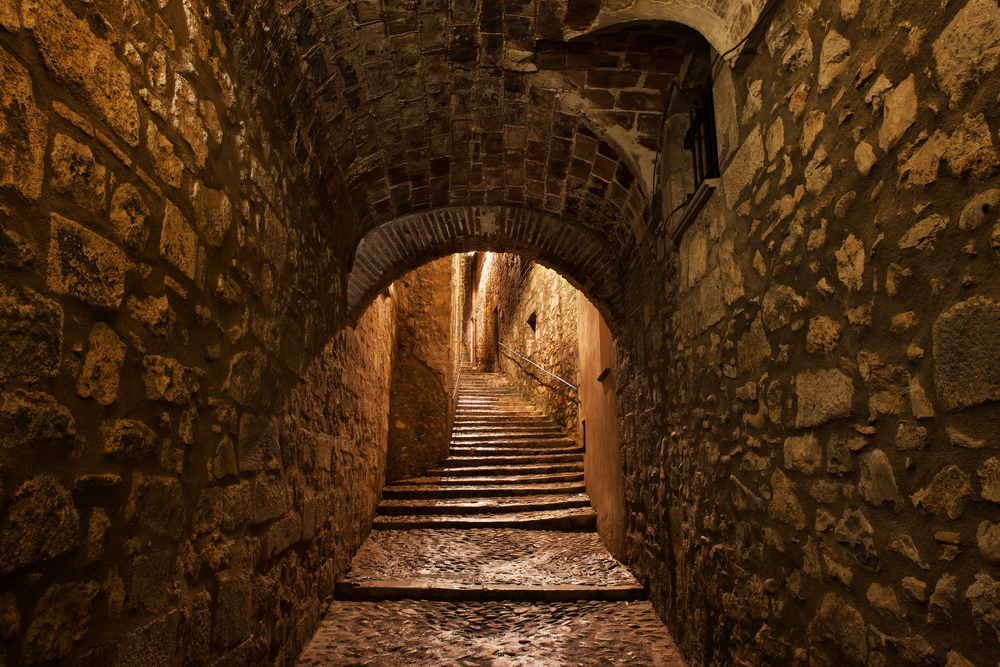 Jewish Quarter Girona   ©Artur Bogacki/Shutterstock