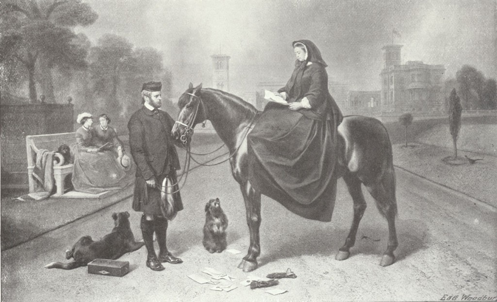 Queen Victoria | © WikiCommons