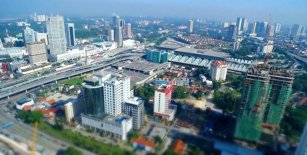 Johor Bahru is Malaysia's third largest city   © Azharsofii/WikiCommons
