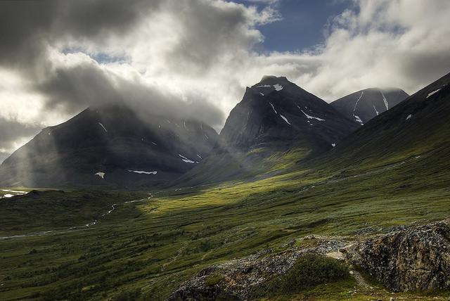 Kebnekaise Mountain | ©postitnote650 postitnote650/Flickr