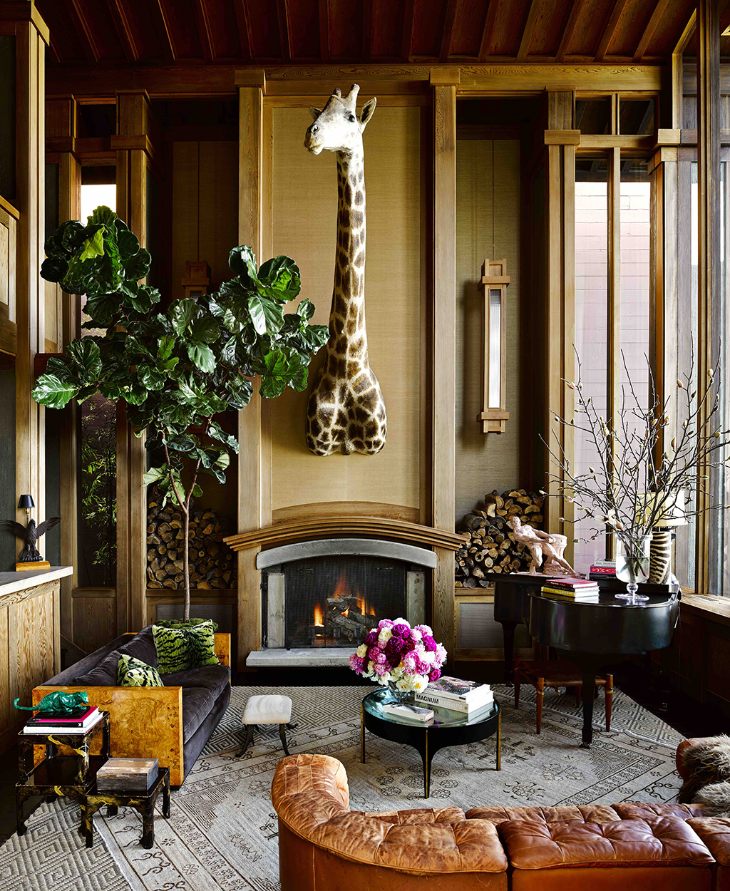 Free Home Decorating: Ken Fulk's Magical World Of Interiors Will Give You