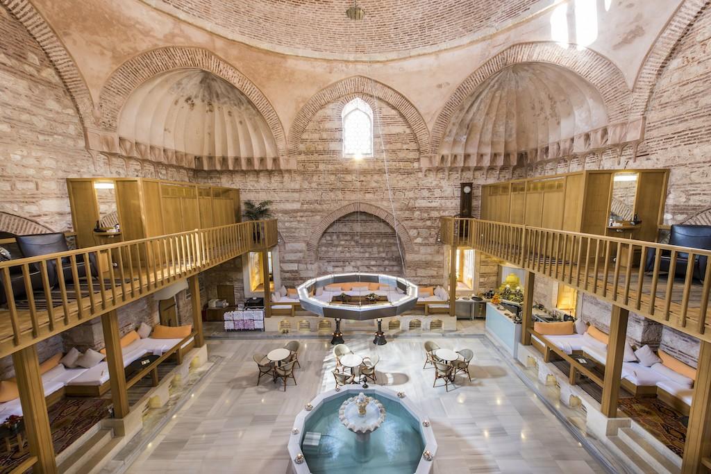 The Kılıç Ali Paşa is one of the best hamams in Istanbul | Courtesy of Kılıç Ali Paşa Hamamı