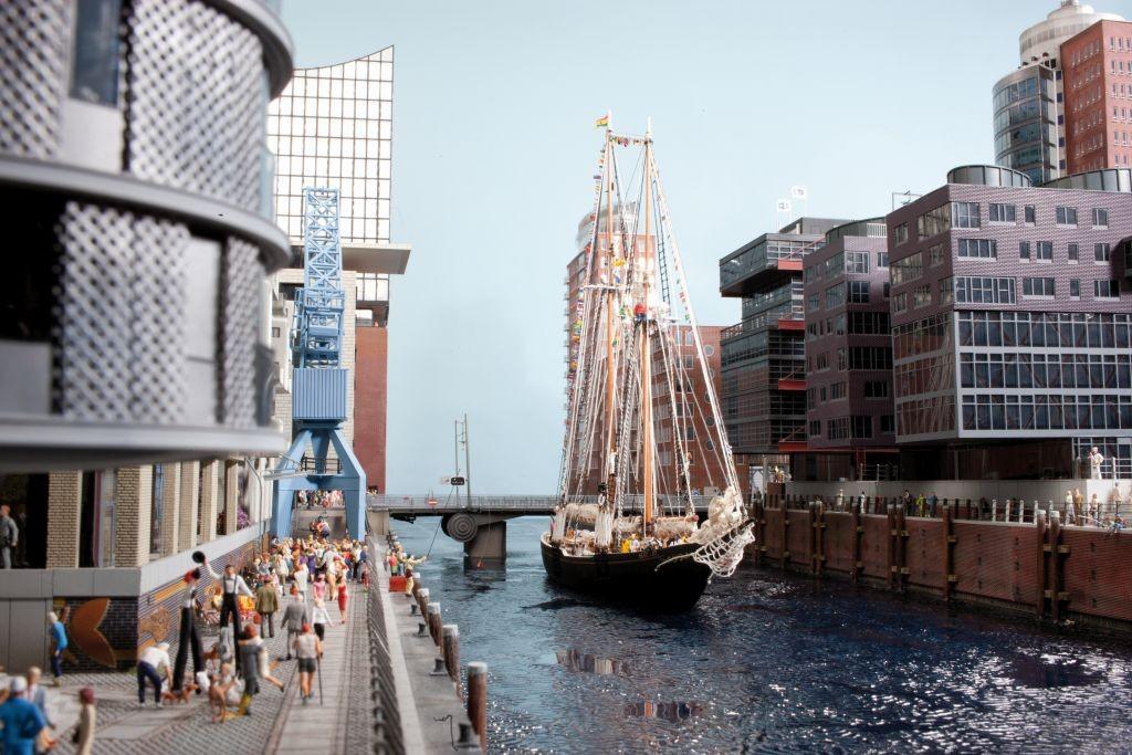 Miniatur Wunderland Hamburg HafenCity