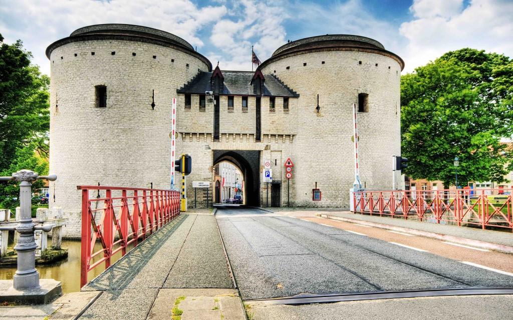 Kruispoort | © Wolfgang Staudt / Wikimedia Commons