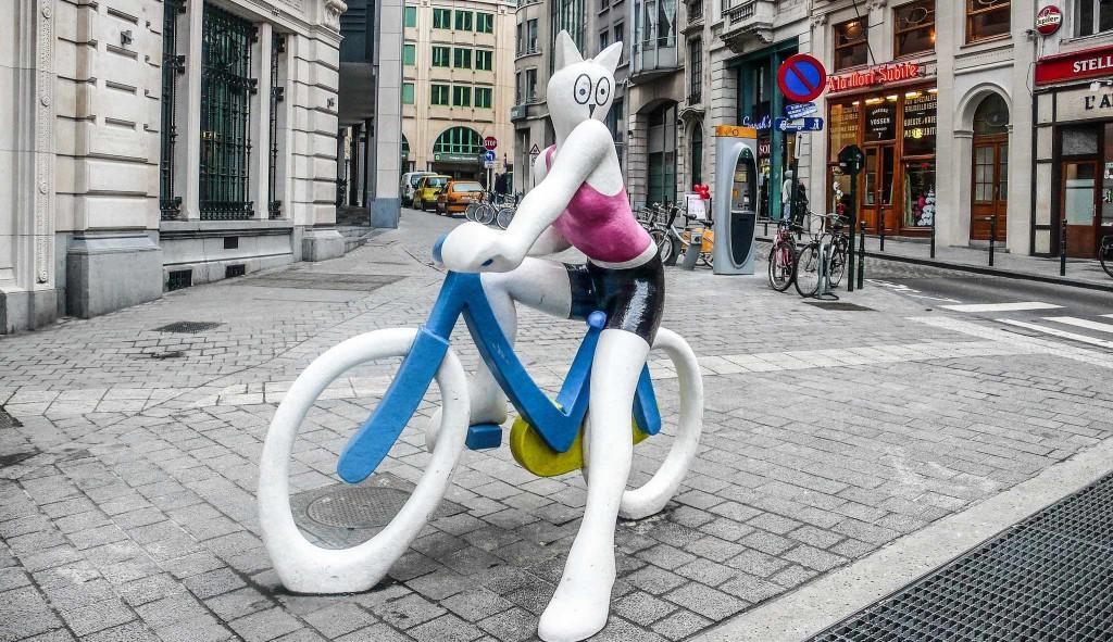 La Cycliste | © William Murphy / Flickr