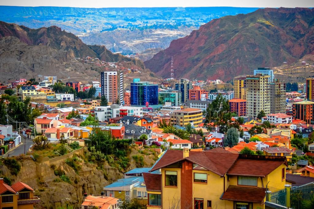 La Paz / © Matthew Straubmuller / Flickr