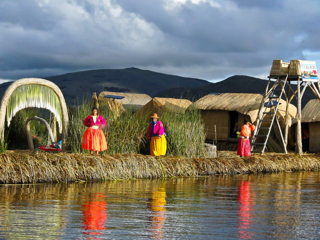 Lake Titicaca / © World Wide Gifts / Flickr