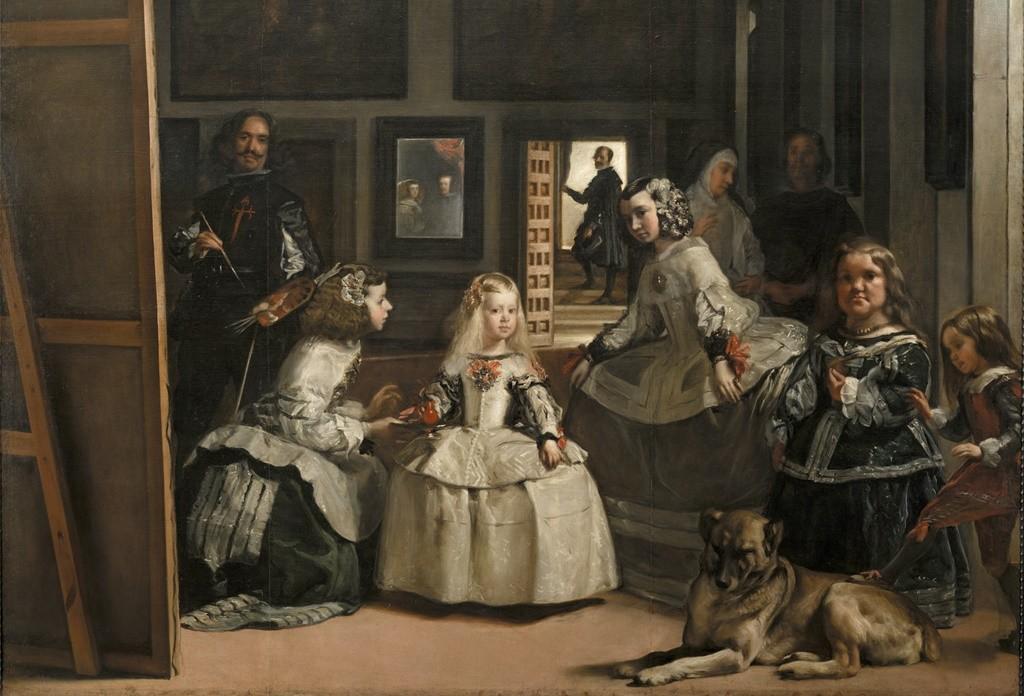 Las Meninas by Diego Velázquez | © Museo del Prado
