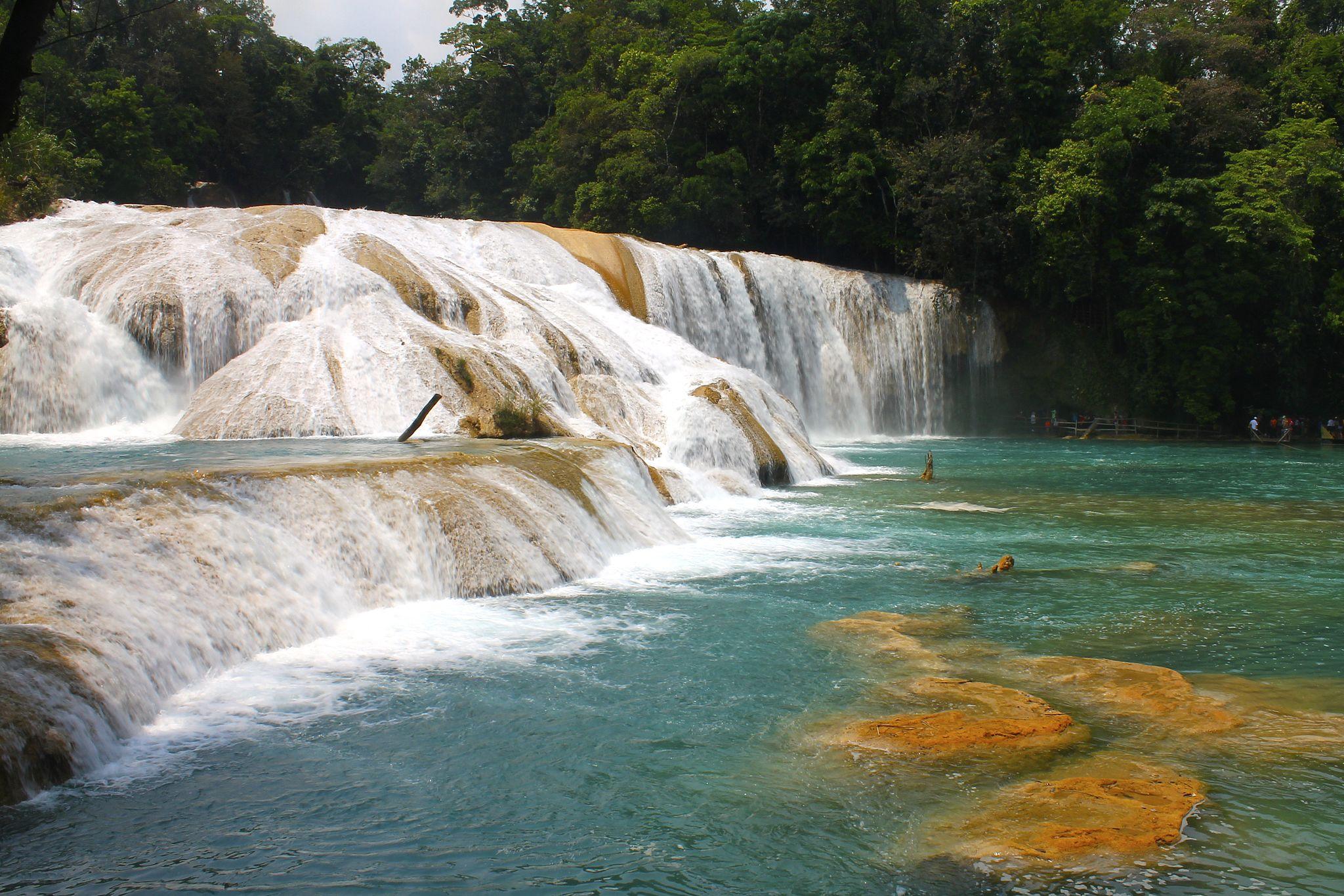 Mexico s 10 most spectacular waterfalls for Motor para cascada de agua