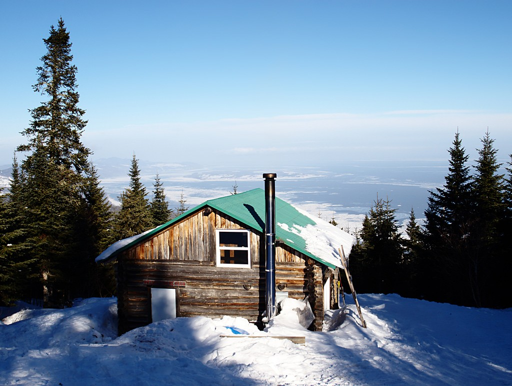 Chalet on top of Le Massif | © Emmanuel Milou / Flickr