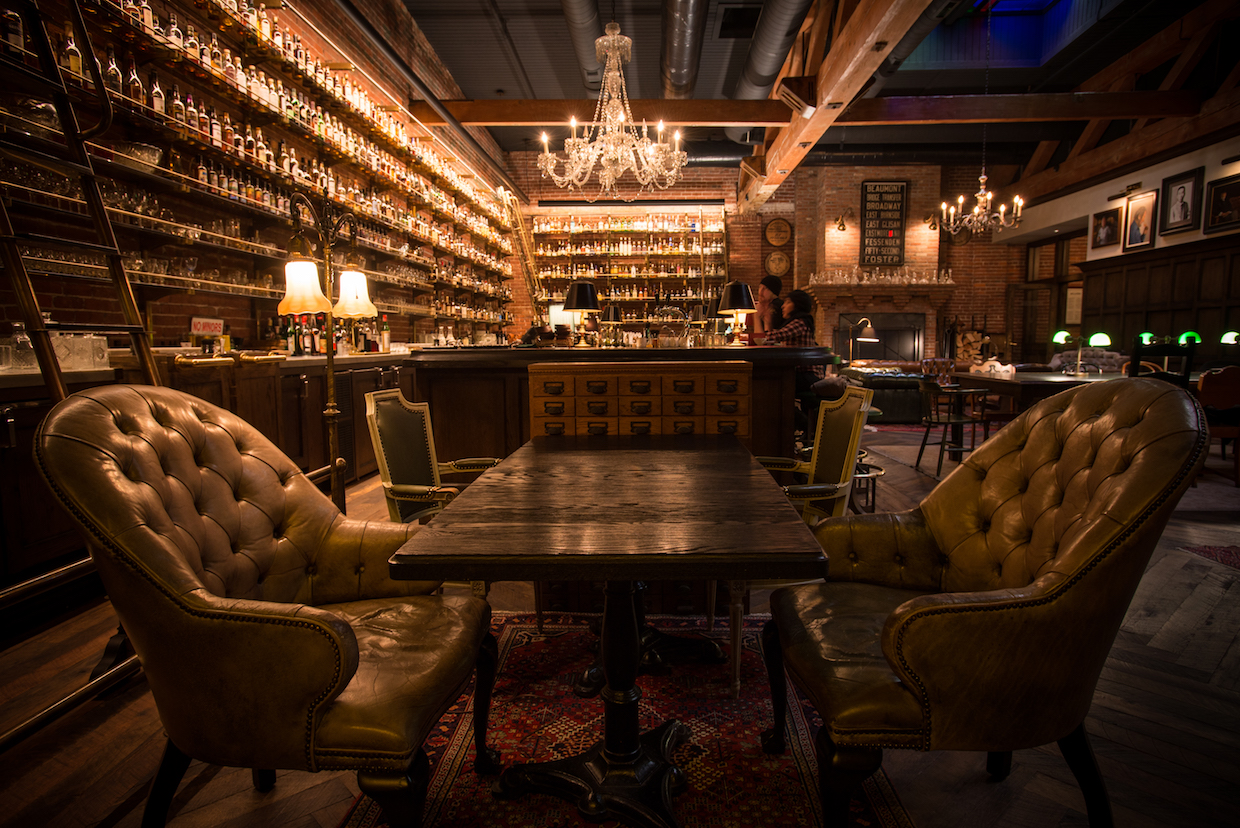 1920s Kitchen Cabinets The Best Whiskey Bars In Portland Oregon