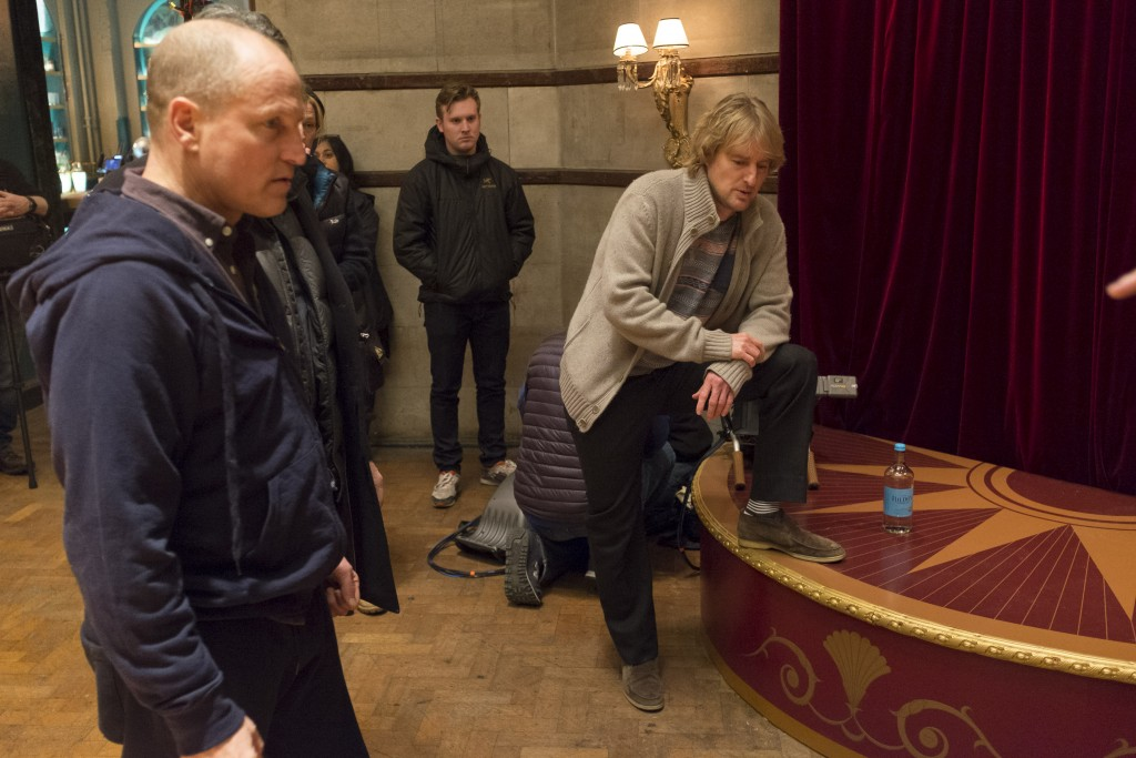 'Lost in London' stars Woody Harrelson and Owen Wilson | Alex MacNaughton / Lost in London