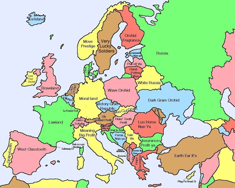 These 20 Shocking Maps Will Make You Question the World