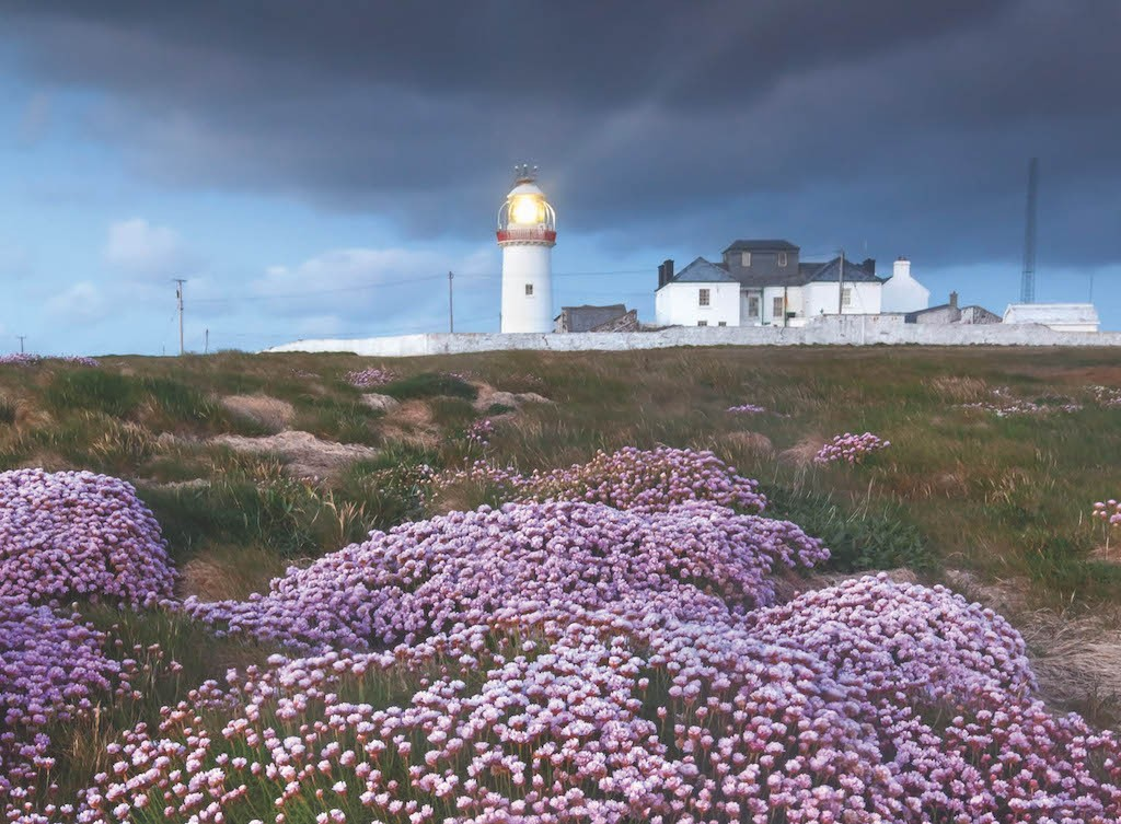 Loop Head Lighthouse © Stephen Emerson   Courtesy of Great Lighthouses of Ireland