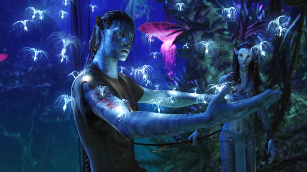 Biolumes Avatar, 2009, Production still | © 2009 Twentieth Century Fox. All rights reserved.