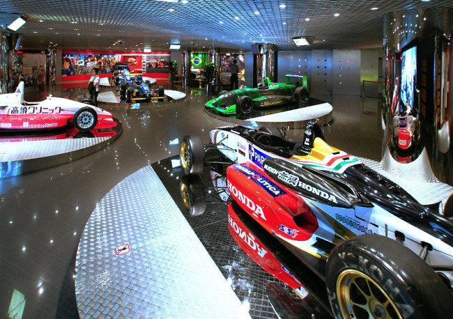 Macau Grand Prix Museum   Courtesy of Macau Government Tourist Office