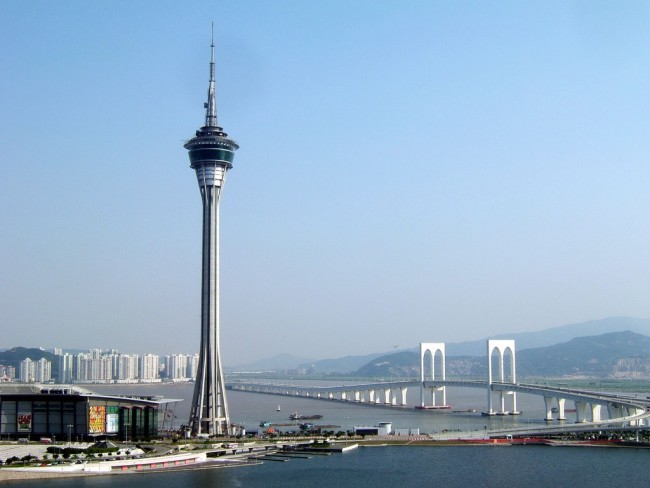 Macau Tower | © Marc van der Chijs / Flickr