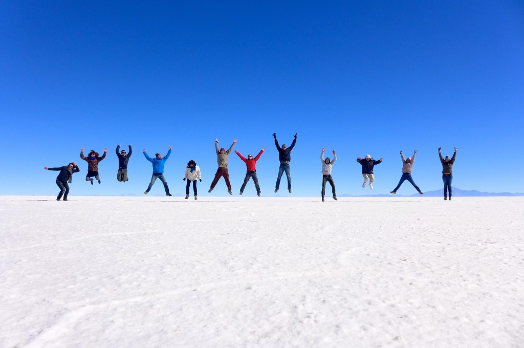 The salt flats are Bolivia's number one tourist attraction | © Madeleine Deaton/Flickr