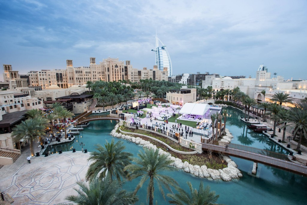 Fort Island at Madinat Jumeirah | © Courtesy of Jumeirah