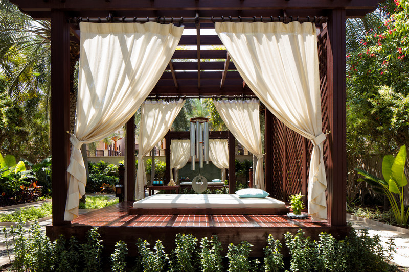 The Secret Garden at The Talise Spa