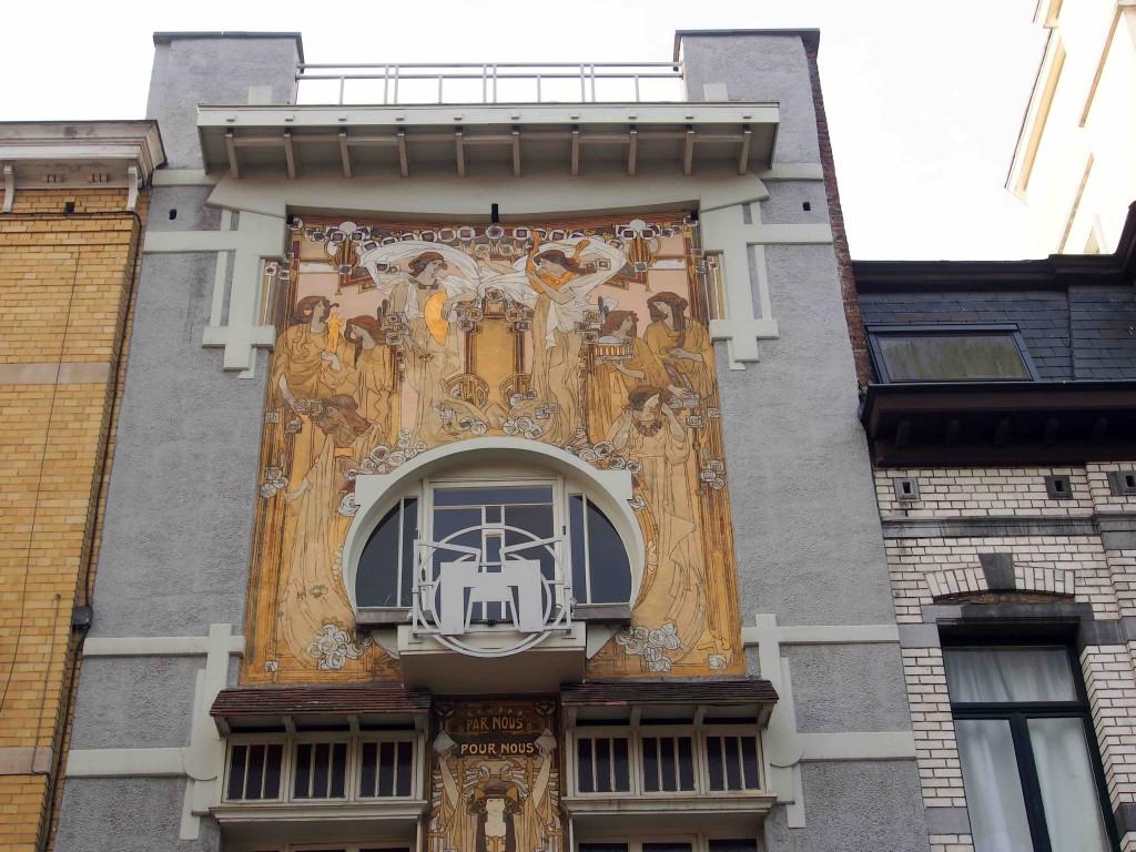 Maison Cauchie | © Alf van Beem / Wikimedia Commons
