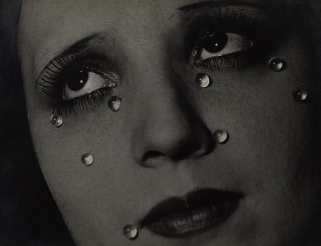 Man Ray's Glass Tears