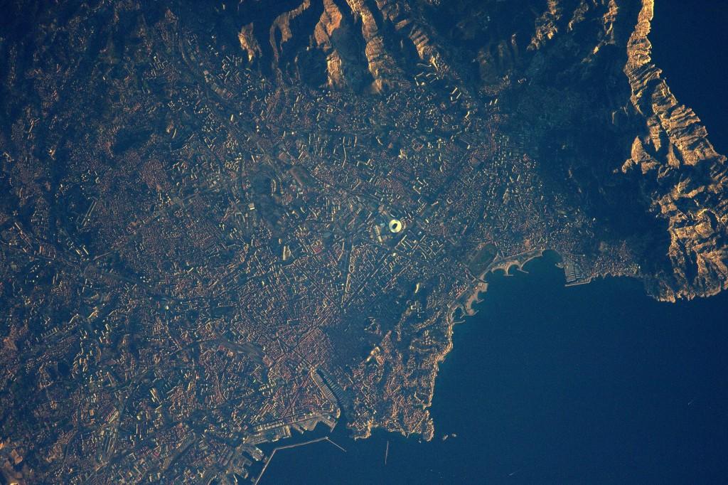 Marseille │© ESA/NASA