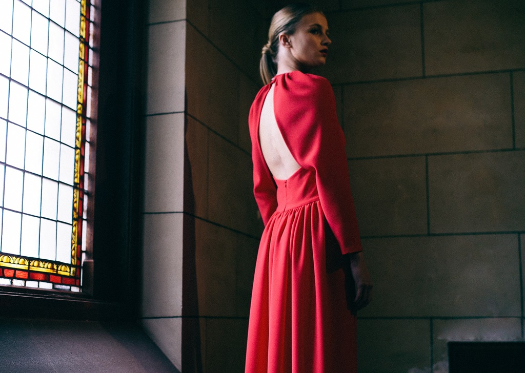 a cutout dress from marta ferrao marta ferrao