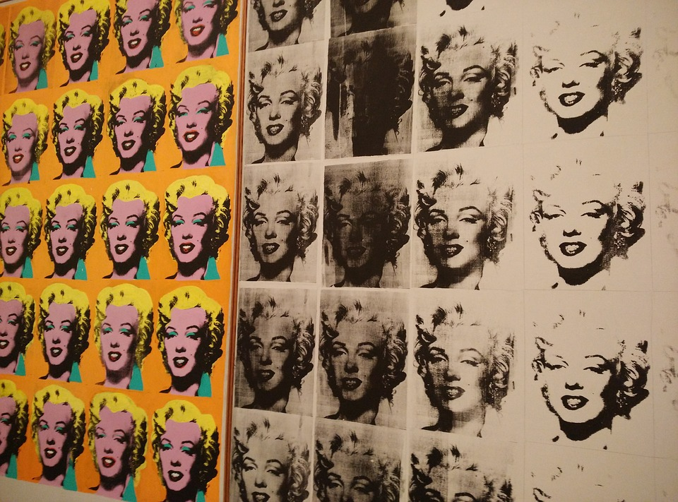 an andy warhol travel guide to new york city. Black Bedroom Furniture Sets. Home Design Ideas
