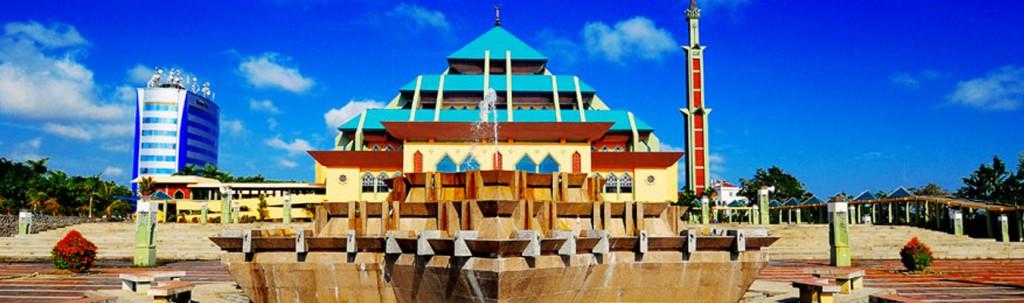 Masjid Agung Batam   © Abelard Fuah/WikiCommons