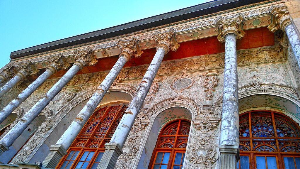Masoudieh Palace | © Azadi68 / Wikimedia Commons