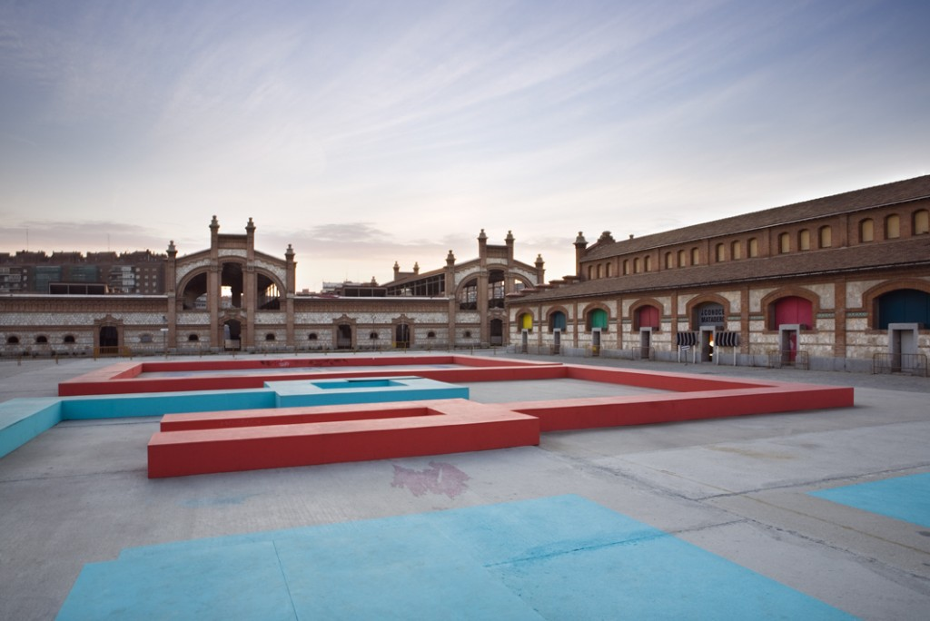 The Matadero arts center is a great spot for families | © Madrid Destino Cultura Turismo y Negocio