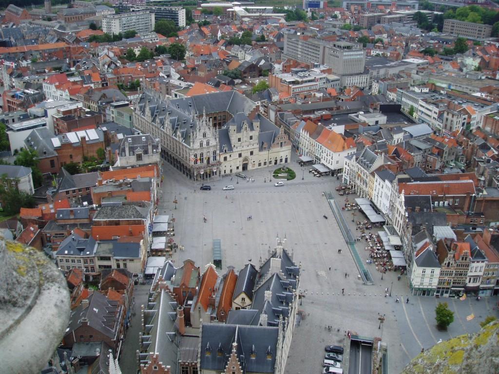 Mechelen | public domain / Wikimedia Commons