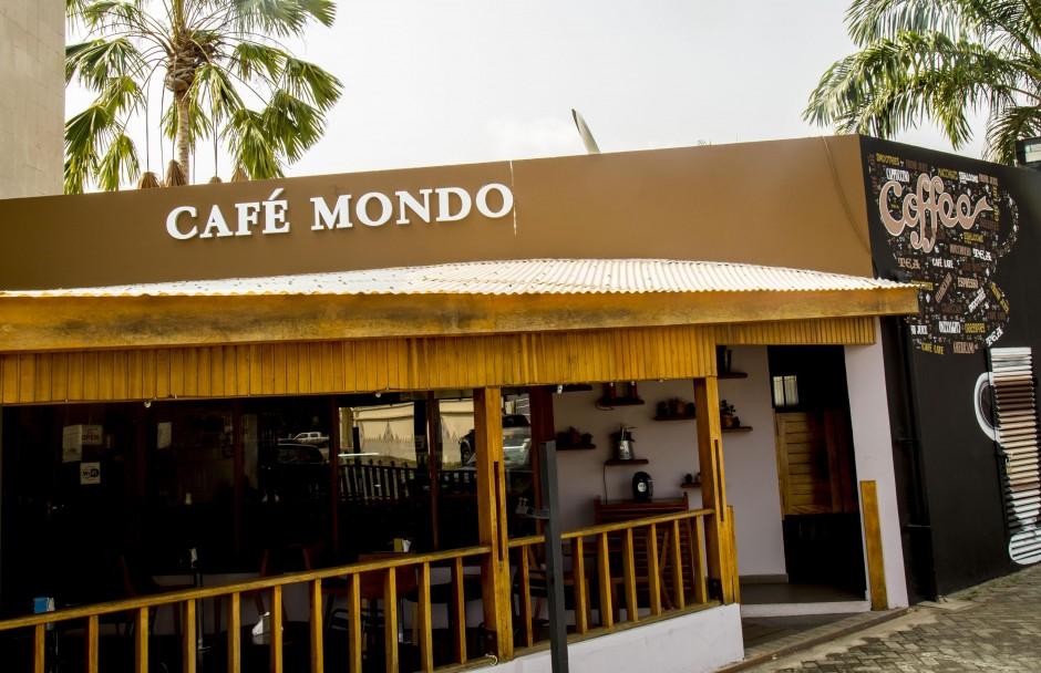Cafe Mondo, Accra | Courtesy of Cafe Mondo, Accra