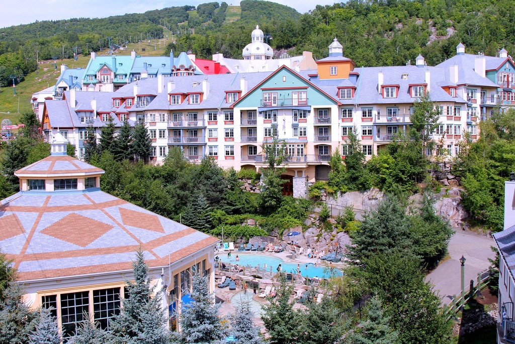 Eat and Drink in Mont Tremblant © Anthony / Flickr