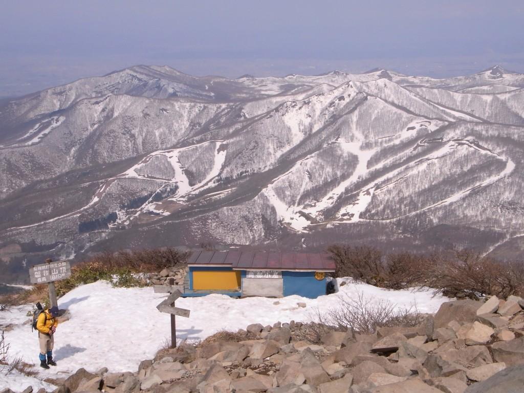 Beautiful Mount Bandai | © ys-energy/WikiCommons