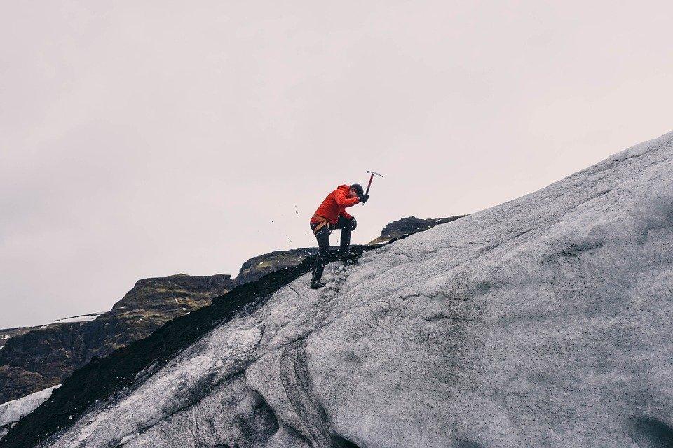 Mountain Climbing | © Unsplash/pixabay