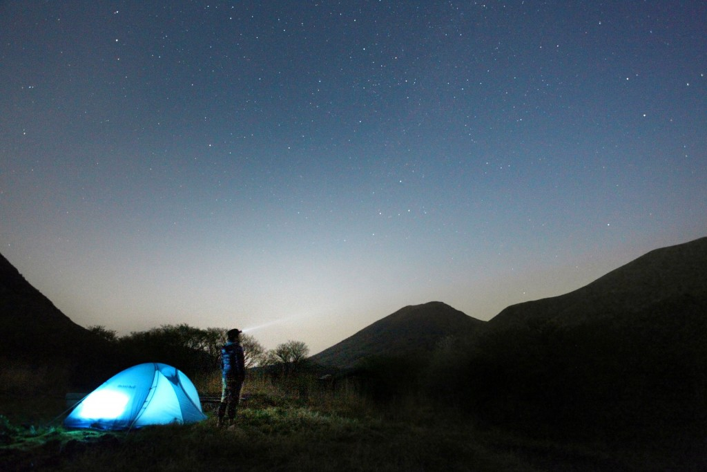Better off hiring camping gear   © turnermurakami/pixabay