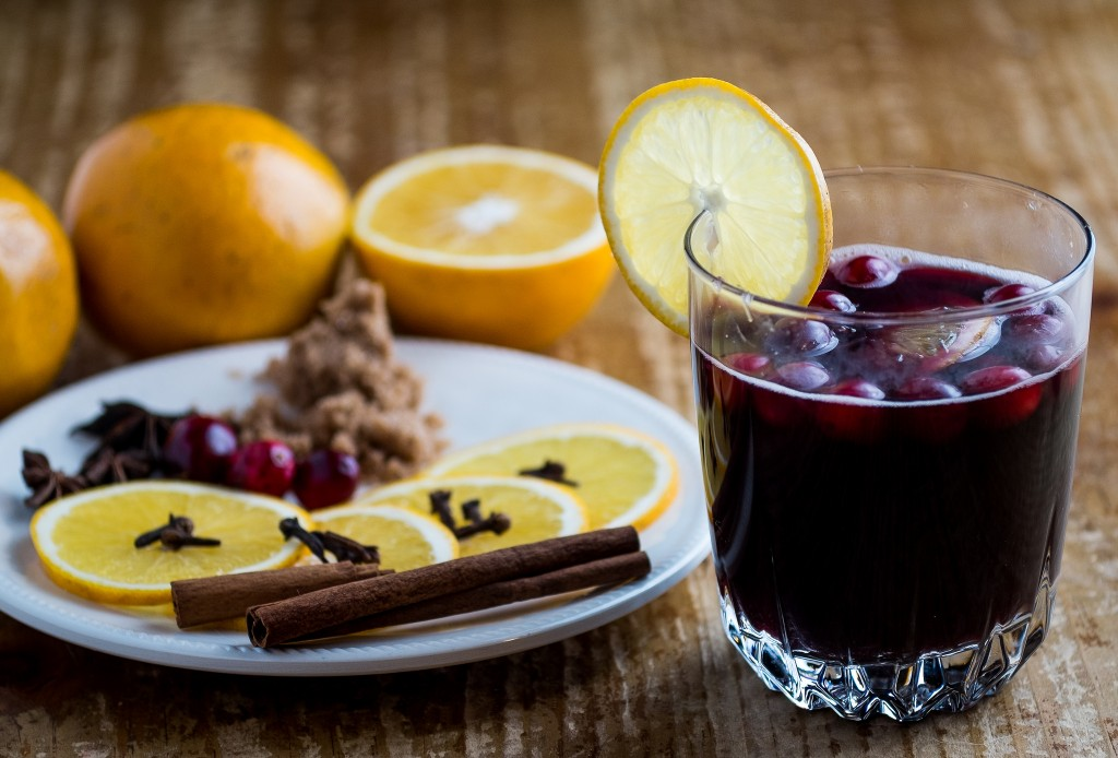 Enjoy Mulled Wine at The Shack © R Pavich / Flickr