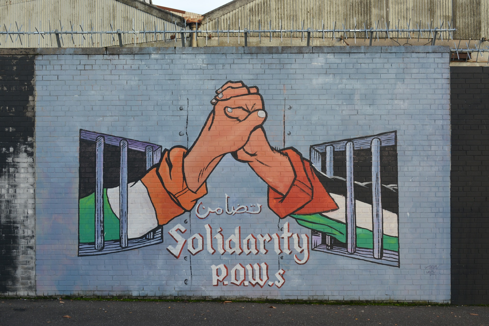 24 belfast murals you need to see for Definition of a mural
